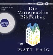 Die Mitternachtsbibliothek Cover