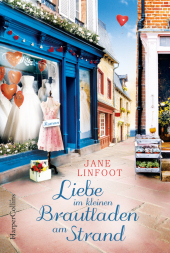 Liebe im kleinen Brautladen am Strand Cover