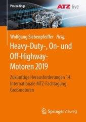 Heavy-Duty-, On- und Off-Highway-Motoren 2019