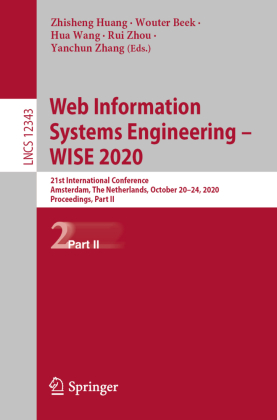 Web Information Systems Engineering - WISE 2020