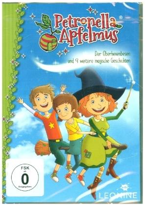 Petronella Apfelmus, 1 DVD