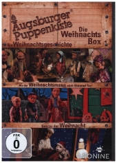 Augsburger Puppenkiste Kinofilme 3er Box