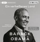 Ein verheißenes Land, 4 Audio-CD, MP3