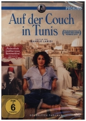 Auf der Couch in Tunis Cover