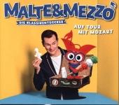 Malte & Mezzo - Mozart, 1 Audio-CD