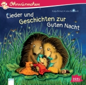 Lieder und Geschichten zur Guten Nacht, 1 Audio-CD