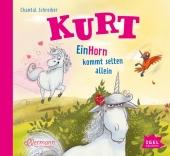 Kurt, EinHorn kommt selten allein, 1 Audio-CD Cover