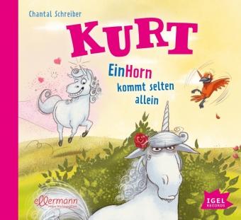 Kurt, EinHorn kommt selten allein, 1 Audio-CD