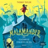 Malamander Cover