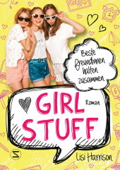 Girl Stuff - Beste Freundinnen halten zusammen Cover
