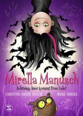 Mirella Manusch - Achtung, hier kommt Frau Eule! Cover