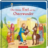 Der kleine Esel und das Osterwunder Cover
