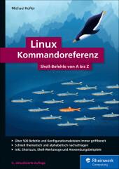 Linux Kommandoreferenz
