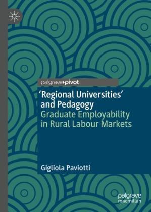 'Regional Universities' and Pedagogy