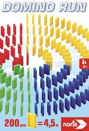 Domino Run 200 Steine (Spiel)
