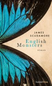 English Monsters Cover