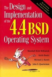 Design and Implementation of the 4.4 BSD Operating System (paperback)