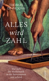 Alles wird Zahl Cover
