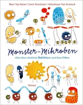 Monster-Mikroben Cover