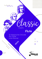 Classic meets Flute, 10 Teile