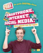Checker Tobi - Der große Digital-Check: Smartphone, Internet, Social Media - Das check ich für euch! Cover