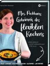 Mrs. Peckhams Geheimnis des flexiblen Kochens Cover