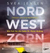 Nordwestzorn, 2 Audio-CD, MP3