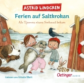 Ferien auf Saltkrokan, 1 Audio-CD
