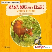 Mama Muh und Krähe werden Freunde