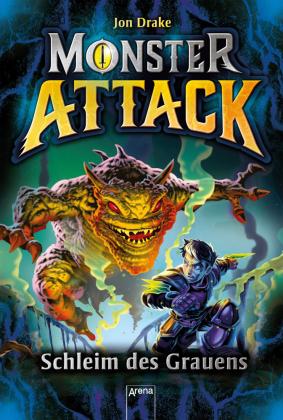 Monster Attack - Schleim des Grauens