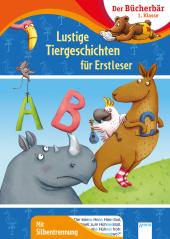 Lustige Tiergeschichten für Erstleser