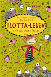 Mein Lotta-Leben, Je Otter, desto flotter Cover