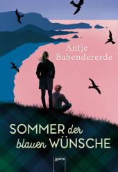 Sommer der blauen Wünsche Cover