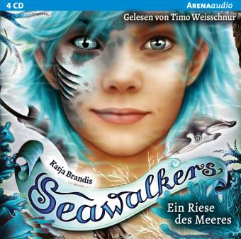 Seawalkers - Ein Riese des Meeres, 4 Audio-CD
