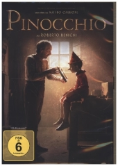 Pinocchio, 1 DVD Cover