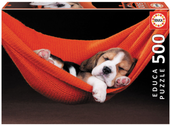 Sleeping in the hammock   (Puzzle)