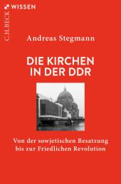 Die Kirchen in der DDR Cover
