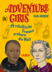 Adventure Girls Cover