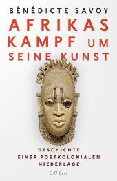 Afrikas Kampf um seine Kunst Cover