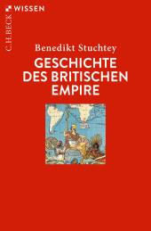 Geschichte des Britischen Empire Cover