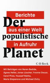 Der populistische Planet Cover