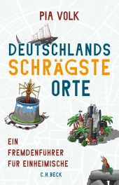 Deutschlands schrägste Orte Cover