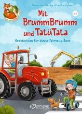 Der kleine Fuchs liest vor. Mit BrummBrumm und Tatütata.