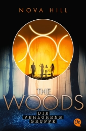 The Woods - Die verlorene Gruppe Cover