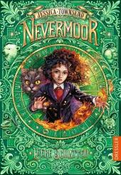 Nevermoor - Leere Schatten Cover