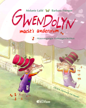 Gwendolyn macht's andersrum Cover