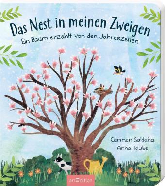 Das Nest in meinen Zweigen