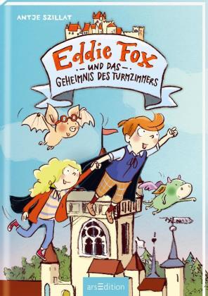 Eddie Fox und das Geheimnis des Turmzimmers (Eddie Fox 3)