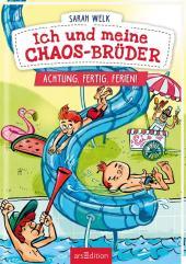 Ich und meine Chaos-Brüder - Achtung, fertig, Ferien!