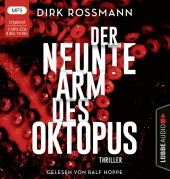 Der neunte Arm des Oktopus, 2 Audio-CD, MP3 Cover